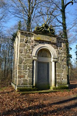 Prinz Heinrichs Tempel für teure Verstorbene, 1790.