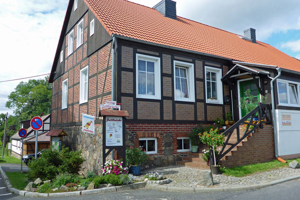 Das Gasthaus.