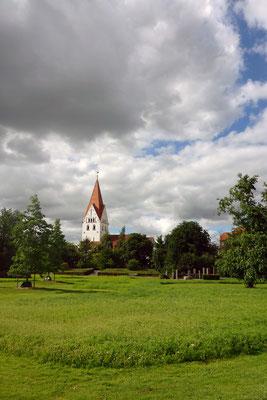 Kirche St. Severin.