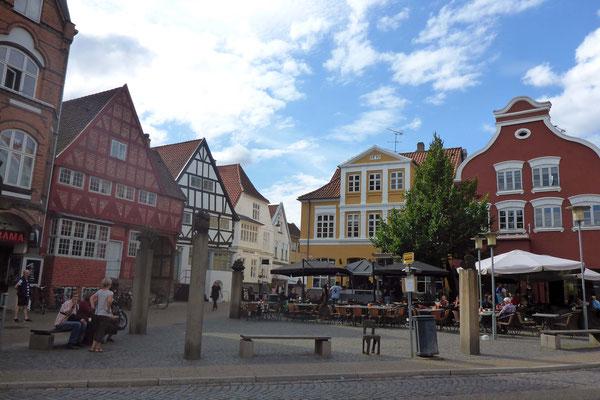 Sehr schöne Altstadt.