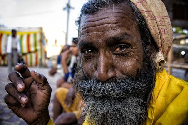 Santone a Orchha _ India 2016