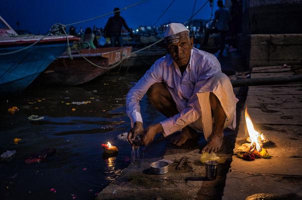 Visioni a Varanasi _ India 2016