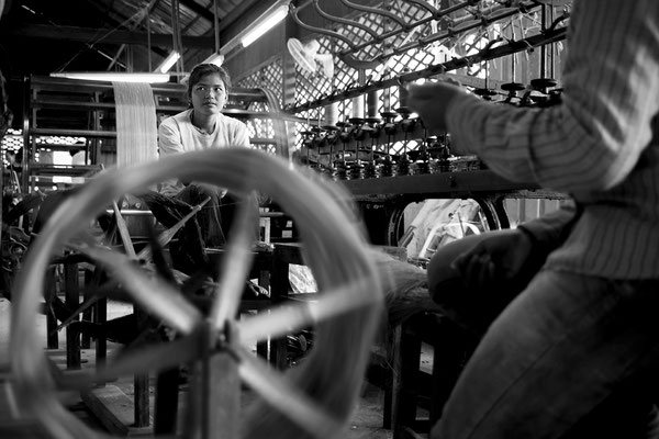 Artisan Angkor Silk Farm_Cambogia 2015