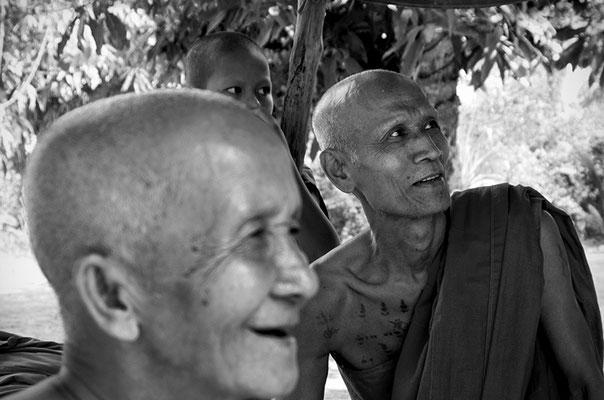 Monaci Buddisti__Cambogia 2015