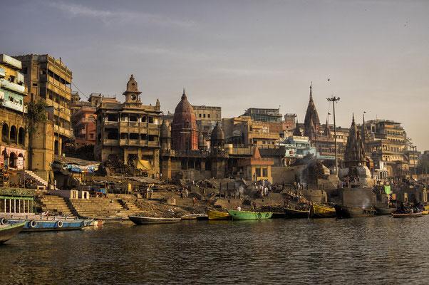 Crematorio di Varanasi _ India 2016