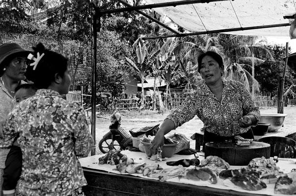 Mercato di Roluos_Cambogia 2015