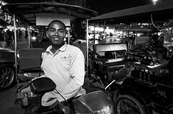 Guidatore di tuc tuc_Cambogia 2015
