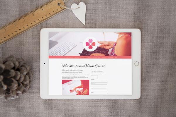Website Kath Visual von Kath Visual