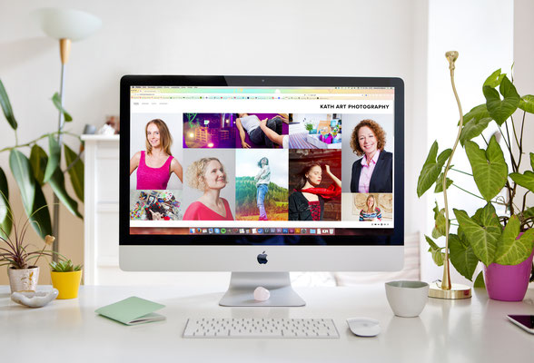 Website Kath Art Photography von Kath Visual