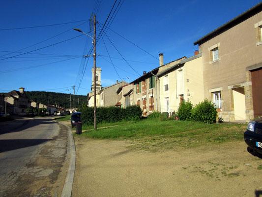 Hannonville-sous-les-Côtes en Meuse