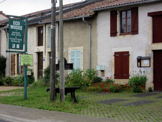 Maison des Arts et Traditions Rurales, Hannonville-sous-les-Côtes