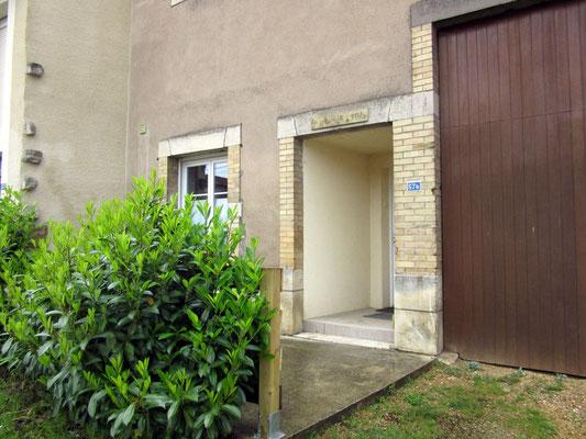 Gîte près de Verdun - Entrée