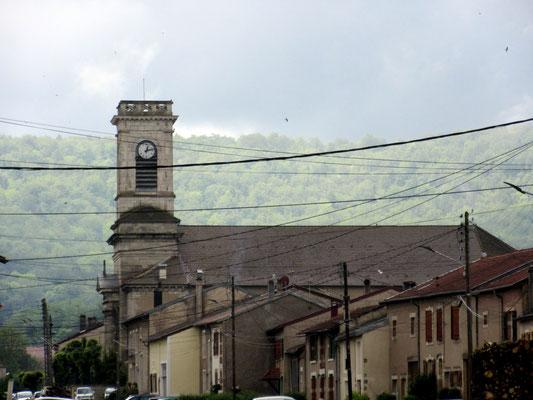 Eglise d'Hannonville-sous-les-Côtes