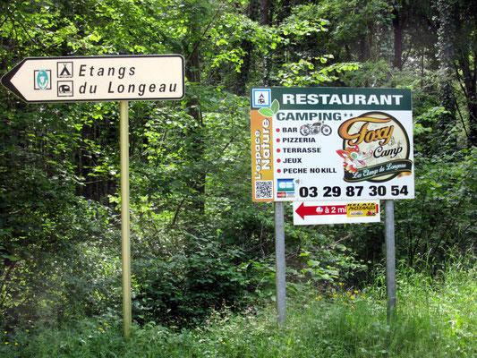 Foxycamp - Etangs du Longeau