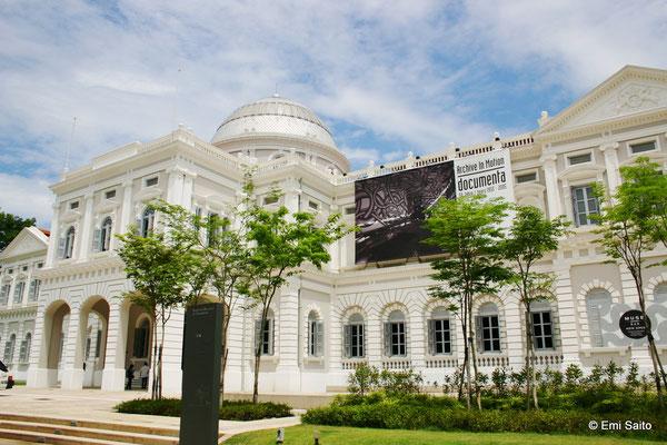 *シンガポール国立博物館