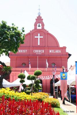 マラッカ・キリスト教会