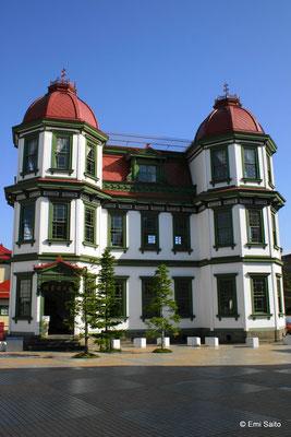 *弘前の洋館(旧弘前市立図書館)
