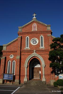 *青砂ヶ浦教会