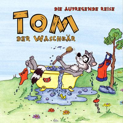 Tom – Der Waschbär – Kinderbuch