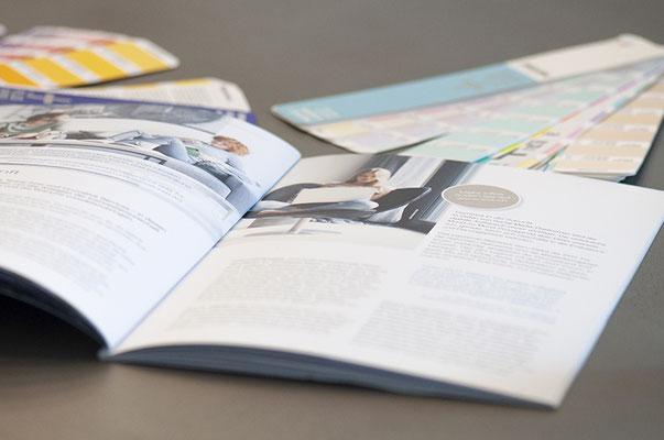 SVIT – Redesign Visual Identity inkl. Logo, Briefschaften, Magazine, Broschüren und Webseite