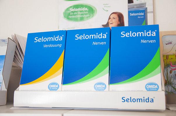OMIDA – Neuer Auftritt des Brands «Selomida»