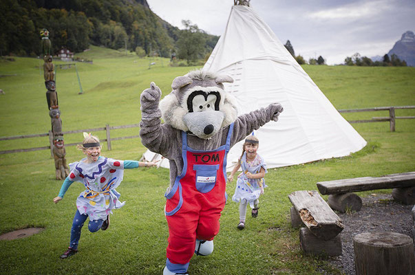 Swiss Holiday Park – Maskottchendesign