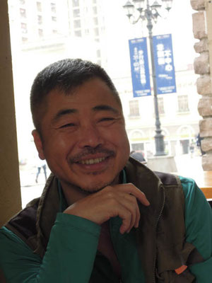 Portrait Bai Long Yun