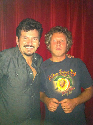 With Mike Zito - North Sea Jazz Club Amsterdam
