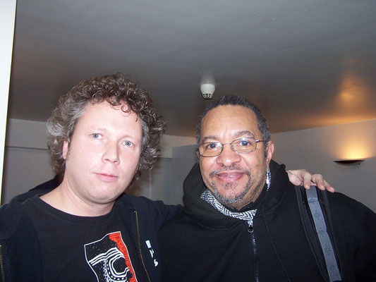 With George Porter Jr.  - Paradiso, Amsterdam