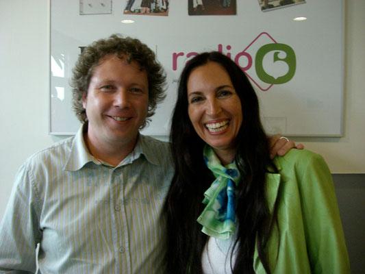 With Barbara Dennerlein - Hilversum