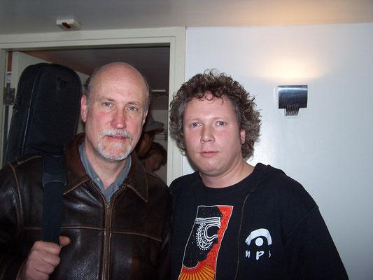 Meeting John Scofield (Piety Street Band), Paradiso NL 17-11-2008