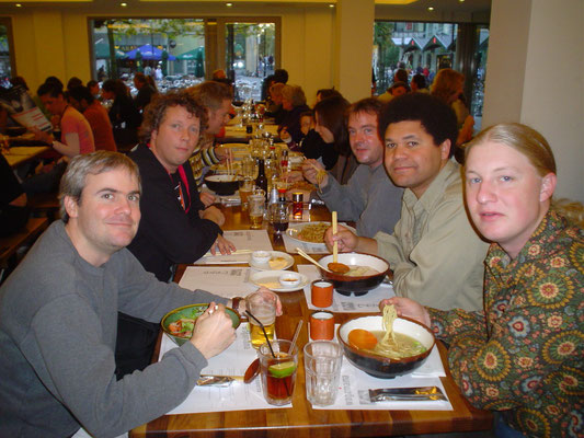 Diner with Derek Trucks Band - Amsterdam NL