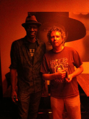 With Keb Mo - North Sea Jazz Club Amsterdam