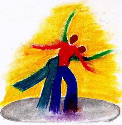 Contakt improvisation begegnung spüren fühlen tanzen frei sein berührung allgäu leutkirch