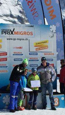 Kim gewinnt die Wildcard für St. Moritz