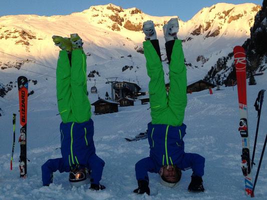 Ski Akrobatik