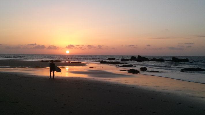 Sonnenuntergang la Pared