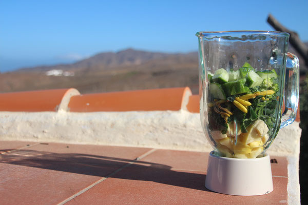 Vitamin D Smoothie :)