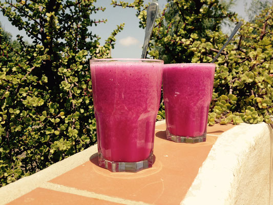 Dragonfruit Smoothie