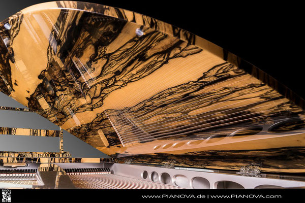Aluminium Flügel aus dem Haus PIANOVA.de