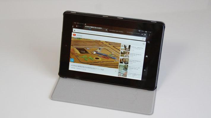 初代iPadのOS限界のため、一土の大好きなYou Tubeが見れなくなったので買い替えたKindle