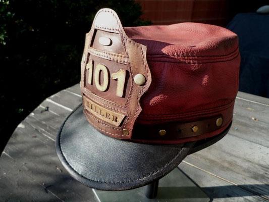 Firefighter Cap Gr. 59,5 nur per mailorder  für 149 € erhältlich