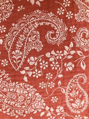 Floral-rot 150 cm Länge