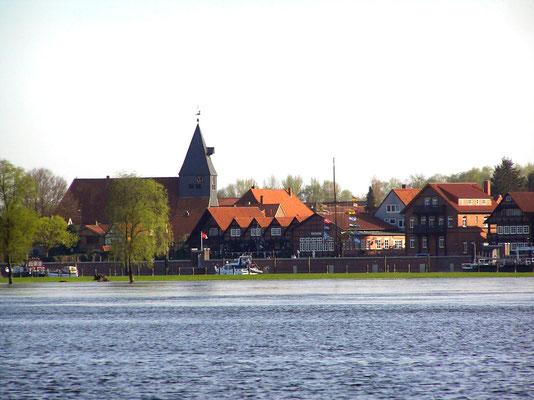 Hitzacker von der Elbe
