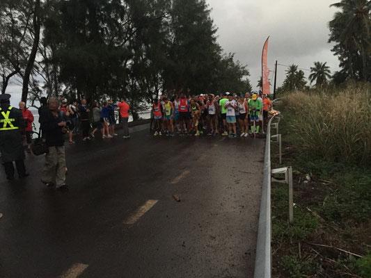 Bild: Mauritius Marathon Start