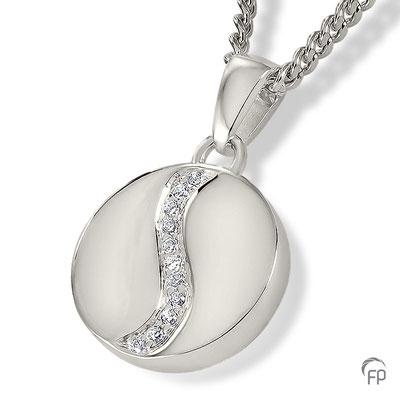 925 Sterling Silber = 227,00 EUR (ohne Kette)