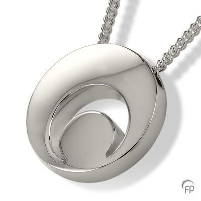 925 Sterling Silber = 161,00 EUR  (ohne Kette)