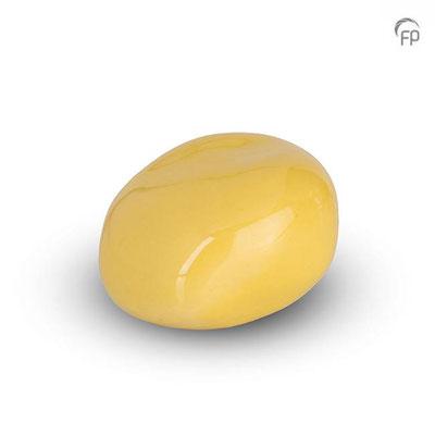 Kuschelstein (6 cm) 61,00 EUR ( 019 - glänzend hellgelb)