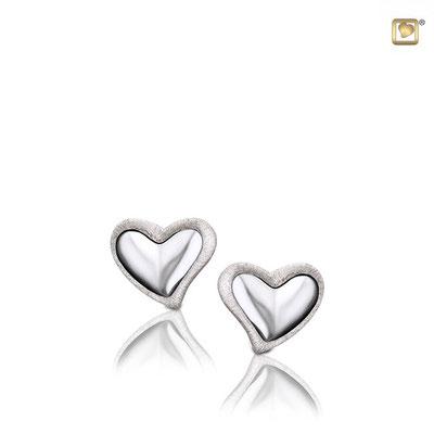 Ohringe, 925 Sterling Silber = 84,50 EUR (können nicht mit Asche befüllt werden)