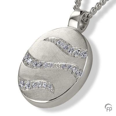 925 Sterling Silber = 257,00 EUR (ohne Kette)